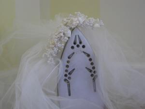 steel wedding anniversary gift