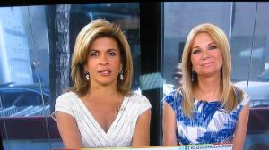 Hoda and Kathie