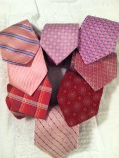tie heart